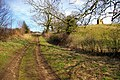 The Track up to Walesby Church - geograph.org.uk - 141721.jpg