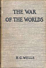 The War of the Worlds first edition