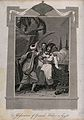 The assassination of General Kléber in Egypt; Kléber is stab Wellcome V0041544.jpg