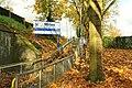 The entrance to Hilden station - geograph.org.uk - 1040266.jpg