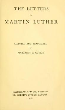 The letters of Martin Luther.djvu