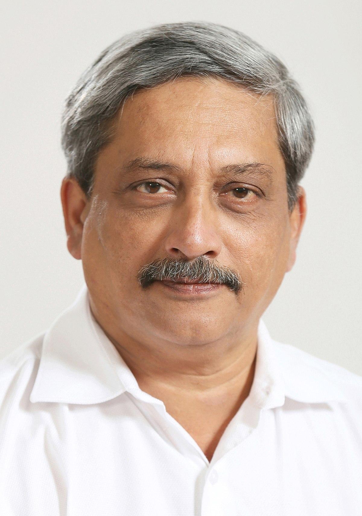 Manohar Parrikar Wikipedia