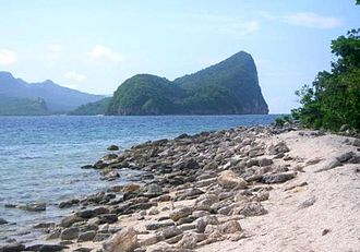 Libmanan, Camarines Sur - Puro Island in the Ragay Gulf