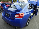 The rearview of Subaru WRX STI Type S 2017 year model.jpg