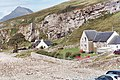 The school and the croft house, Elgol - geograph.org.uk - 933841.jpg
