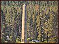 Theodore Roosevelt Memorial monument @ Marias Pass - panoramio.jpg