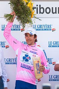 Thibaut Pinot - seconde étape du Tour de Romandie 2010.jpg