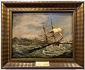 Thomas Baines-The schooner 'Olivia' on which Thomas Baines arrived in Cape Town in November 1842-0658.jpg