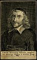 Thomas Hobbes. Line engraving after R. Vaughan, 1651. Wellcome V0002797.jpg