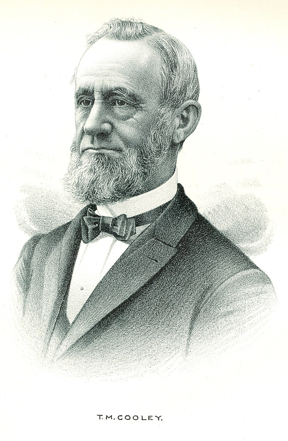 Thomas M Cooley