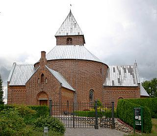 Thorsager Church Church in Thorsager, Denmark