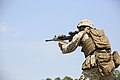 Through the scope, 2nd Battalion, 6th Marines prepares weapons, Marines for deployment 150903-M-ZM882-417.jpg