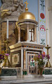 Thurles Cathedral East Transept Tabernacle 2012 09 06.jpg