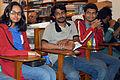 Tilottama Titlee, Rafaell Russell & Minar Mahmud at BNWIKI12 celebration in Chittagong (01).jpg