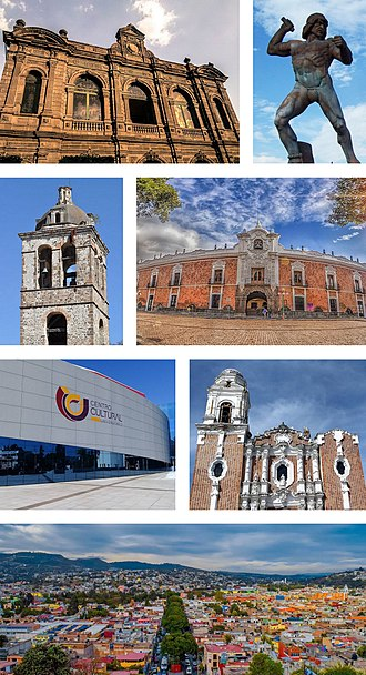 Tlaxcala City - Tlaxcala City