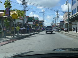 Eastern Main Road, Sangre Grande