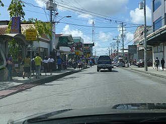 Sangre Grande - Eastern Main Road, Sangre Grande