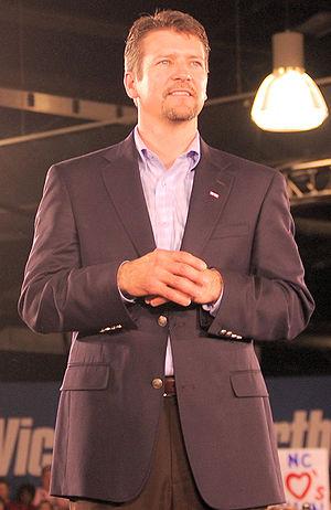 Todd Palin - Palin in Raleigh, North Carolina