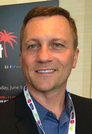 Todd Thicke - Thicke at the 2016 Realscreen West