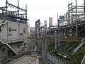 Tokaido Shinkansen Osaki electrical substations 2.jpg