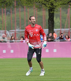 Tom Starke German footballer
