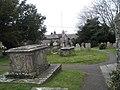 Tomb in Ropley Churchyard - geograph.org.uk - 1182355.jpg