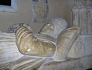 Pope Benedict XII - Pope Benedict XII's tomb, Cathédrale de Notre-Dame-des-Doms, Avignon