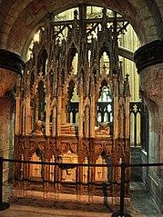 Tomba di Edoardo II d'Inghilterra