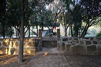 Liu Rushi - Tomb of Liu Rushi, on Mount Yu, Changshu