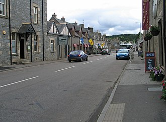 Tomintoul - Image: Tomintoul