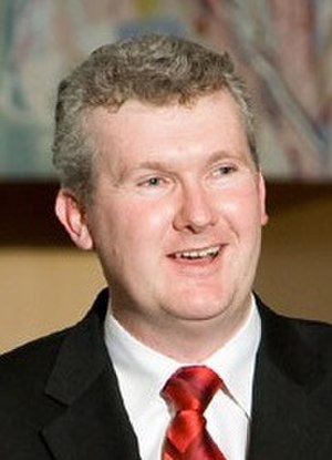 Manager of Opposition Business in the House (Australia) - Image: Tony Burke Portrait 2008