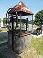 Torbágy Cemetery, Water well. - Hungary.jpg