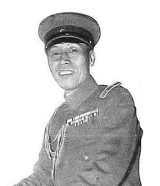 Toshizō Nishio - General Nishio Toshizō