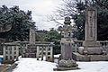 Tottori feudal lord Ikedas cemetery 061.jpg