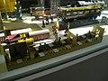 Toy Museum in Prague - Tin toy trains 08.JPG