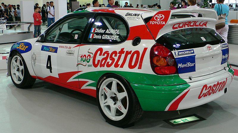Castrol Classic Car Oil