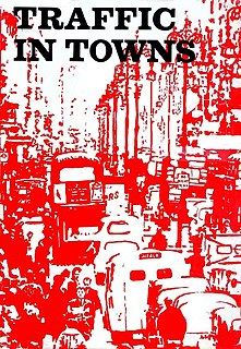 <i>Traffic in Towns</i> 1963 UK government report on traffic