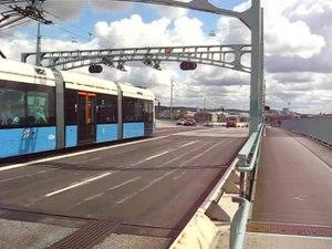 Fil:   Tram Göteborg ubt- 4. ogv
