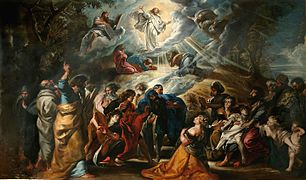 Transfiguration of Christ - Wikimedia Commons
