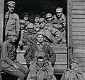 Transport II Brygady LP z Bukowiny na Wołyń, 1915.jpg