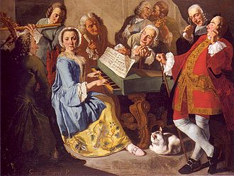 Gaspare Traversi - Image: Traversi Konzert