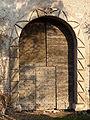 Trento-Mattarello-Torre Franca-northwest portal.jpg