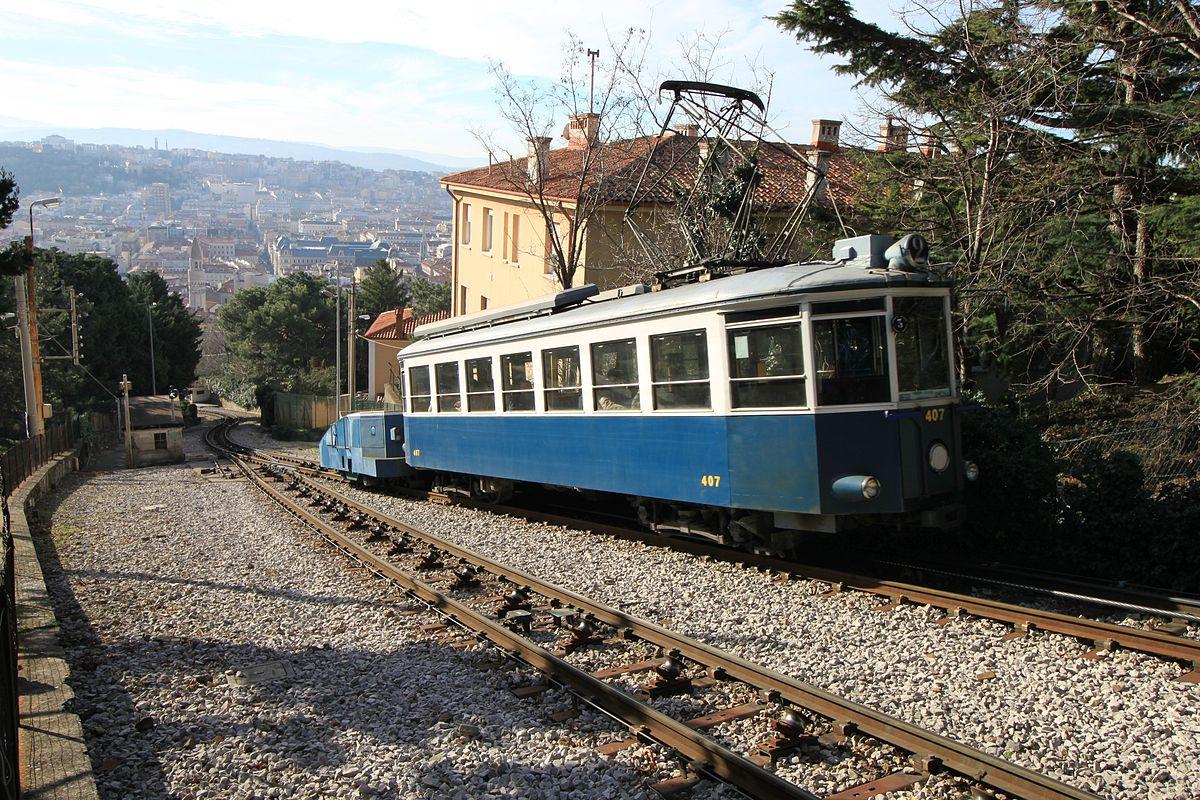 Trieste Opicina Tramway Wikipedia