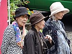 Trio of Elderly Women - Nikko - Japan (48048348417).jpg
