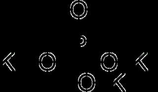 Tripotassium phosphate chemical compound K₃O₄P