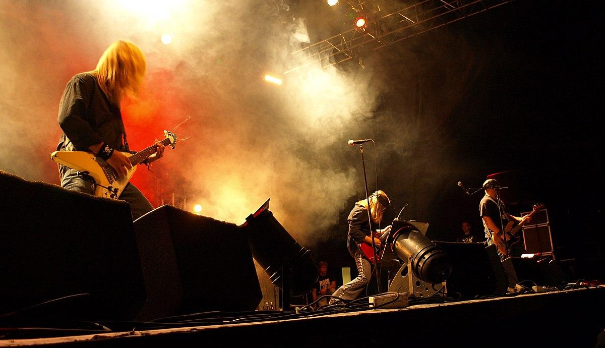 Trouble (band) - Wikipedia