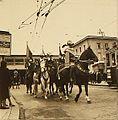 Troupe d'argoulets à Cornavin, décembre 1952..jpg