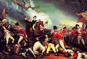 Death Of General Mercer at the Battle of Princ...