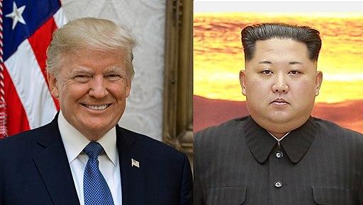 Trump-Kim Meeting v1