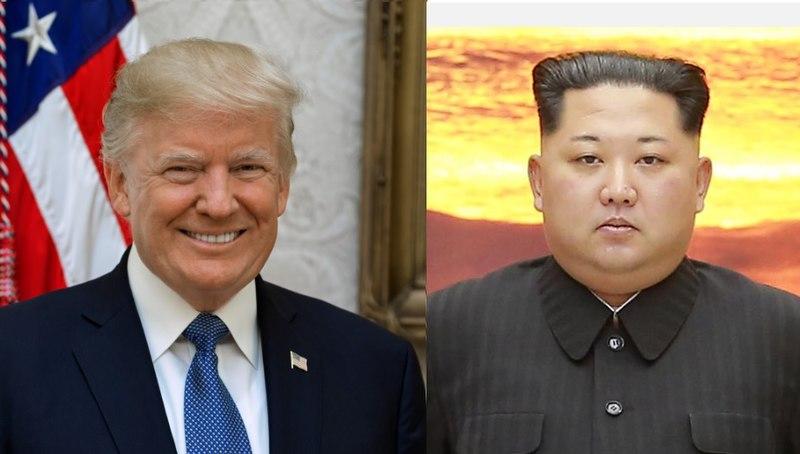 File:Trump-Kim Meeting v1.jpg
